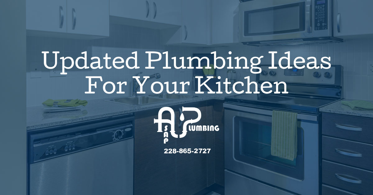 Updated Plumbing Ideas For Your Kitchen