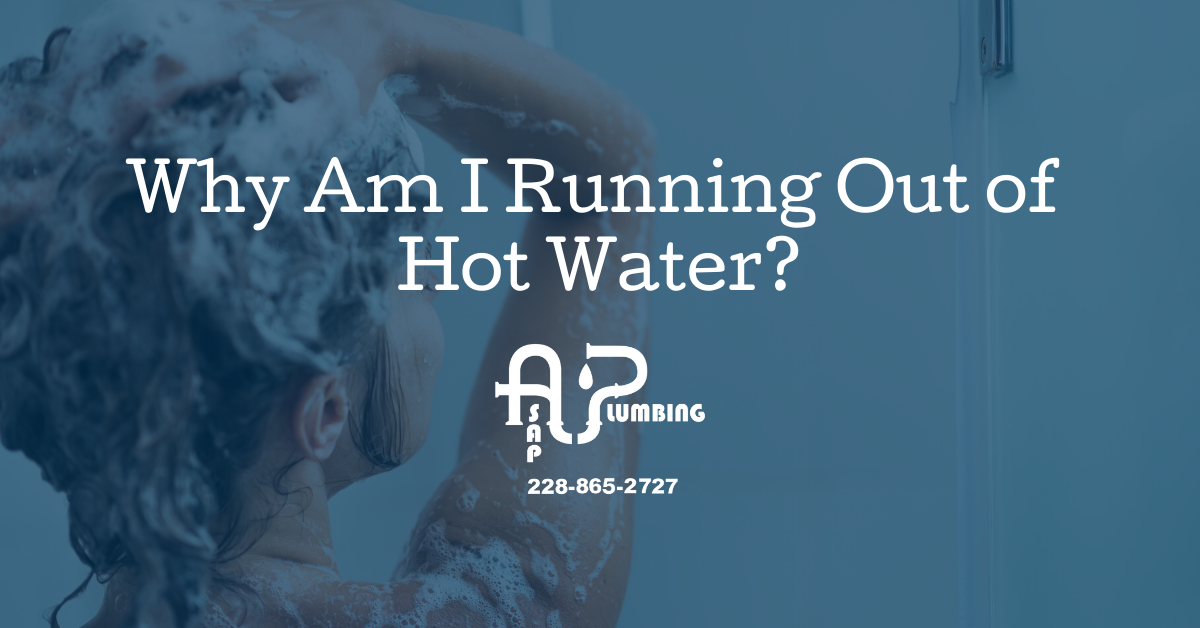 Why am I Running Out of Hot Water?